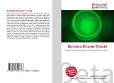 Ruidoso Downs (Track) kitap kapağı