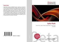 Bookcover of Safa Park
