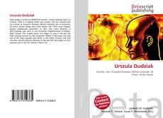 Buchcover von Urszula Dudziak