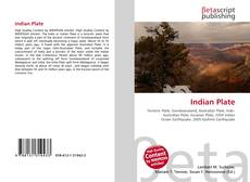 Bookcover of Indian Plate