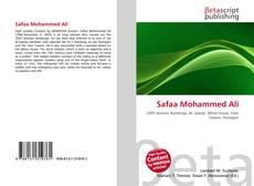 Safaa Mohammed Ali的封面
