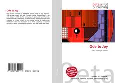 Bookcover of Ode to Joy