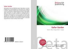 Portada del libro de Safar Sardar