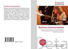 Обложка Business Communication