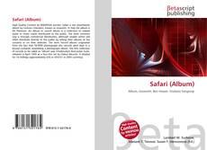 Couverture de Safari (Album)
