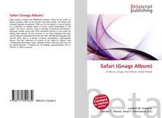 Couverture de Safari (Gnags Album)