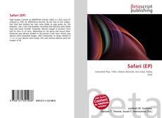 Buchcover von Safari (EP)