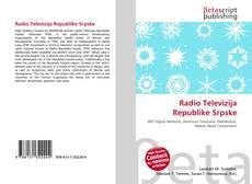 Bookcover of Radio Televizija Republike Srpske