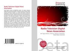 Обложка Radio Television Digital News Association