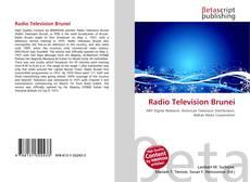 Radio Television Brunei kitap kapağı