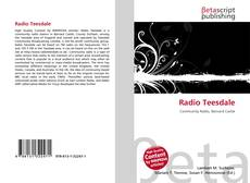 Bookcover of Radio Teesdale