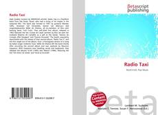 Bookcover of Radio Taxi