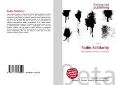 Bookcover of Radio Solidarity