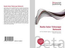 Bookcover of Radio Solar Telescope Network