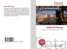 Capa do livro de UGM-89 Perseus