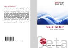 Ruins of the Reich kitap kapağı