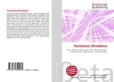 Portada del libro de Yaroslava Shvedova