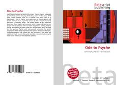 Bookcover of Ode to Psyche