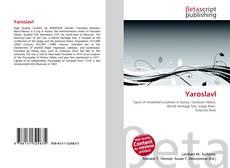 Yaroslavl kitap kapağı