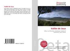 Couverture de Vallée de Joux