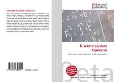 Bookcover of Discrete Laplace Operator