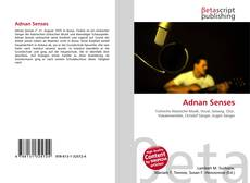 Bookcover of Adnan Senses