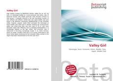 Valley Girl kitap kapağı
