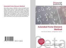 Extended Finite Element Method kitap kapağı