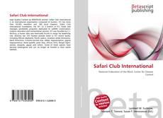Couverture de Safari Club International
