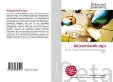 Обложка Adipositaschirurgie
