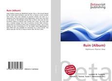 Buchcover von Ruin (Album)