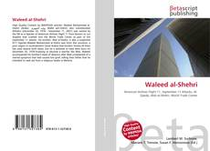 Bookcover of Waleed al-Shehri