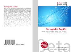 Bookcover of Yarragadee Aquifer
