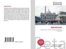 Buchcover von Adiutricem