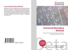 Bookcover of Immersed Boundary Method