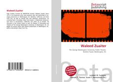 Bookcover of Waleed Zuaiter