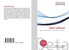 Couverture de Safari Software