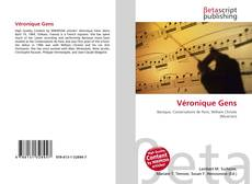 Bookcover of Véronique Gens