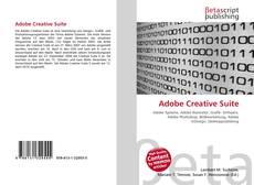 Couverture de Adobe Creative Suite