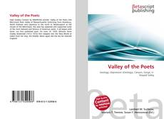 Bookcover of Valley of the Poets