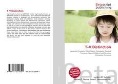 T–V Distinction的封面