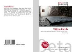 Buchcover von Väätsa Parish