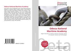 Bookcover of Odessa National Maritime Academy