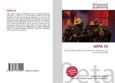 Capa do livro de NFPA 70