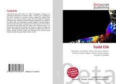 Bookcover of Todd Elik