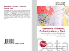 Capa do livro de Bethlehem Township, Coshocton County, Ohio