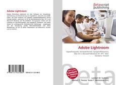 Adobe Lightroom kitap kapağı