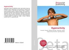 Bookcover of Hyperactivity