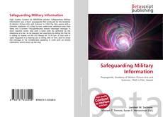 Safeguarding Military Information的封面