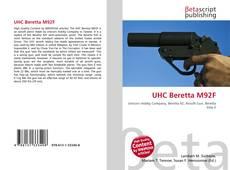 UHC Beretta M92F的封面